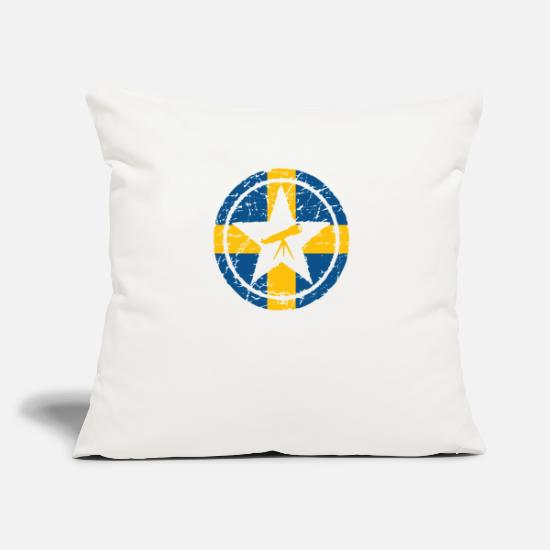 Love Pillow Cases - astronomy astronomy astronomer sweden swedish - Pillowcase 17,3'' x 17,3'' (45 x 45 cm) natural white