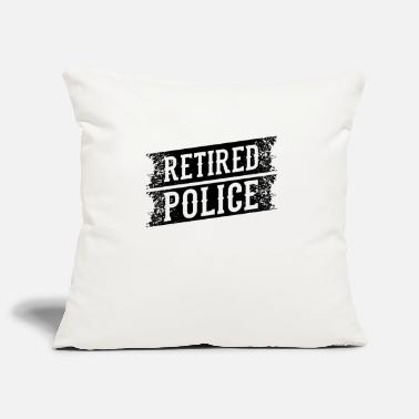 Police police - Housse de coussin