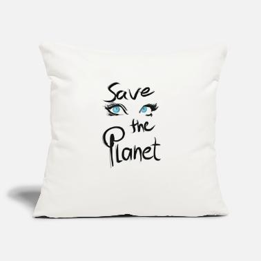 Save The Planet Save the Planet Eyes Statement - Pudebetræk