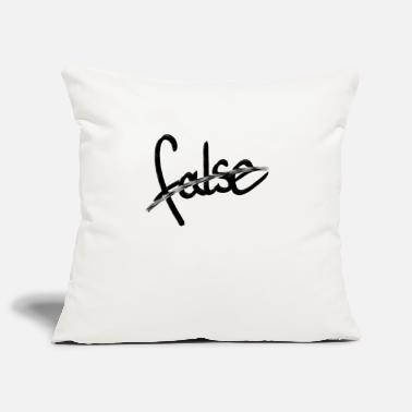False False False False False Lies Lie Gift Idea - Pillowcase 17,3'' x 17,3'' (45 x 45 cm)