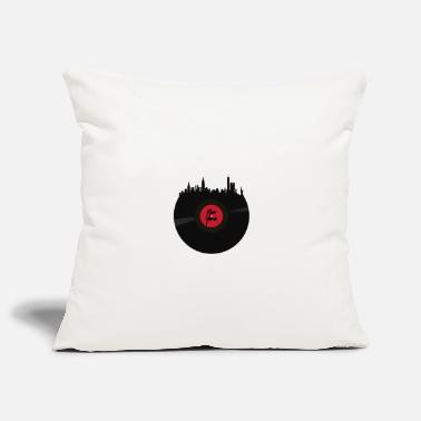Vynil New York Vintage gift for New Yorkers - Pillowcase 17,3'' x 17,3'' (45 x 45 cm)