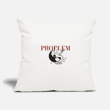 problem - Pillowcase 17,3'' x 17,3'' (45 x 45 cm)