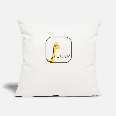 Cute Cute giraffe - Pillowcase 17,3'' x 17,3'' (45 x 45 cm)