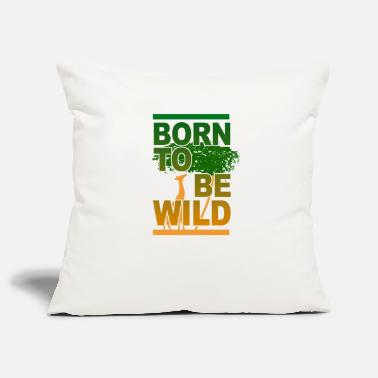 Safari Safari Safari Safari - Pillowcase 17,3'' x 17,3'' (45 x 45 cm)