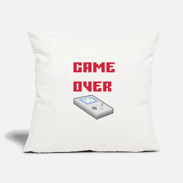 Game Over Game over - Pillowcase 17,3'' x 17,3'' (45 x 45 cm)