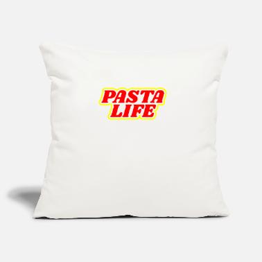 Body Pasta Life - Pillowcase 17,3'' x 17,3'' (45 x 45 cm)