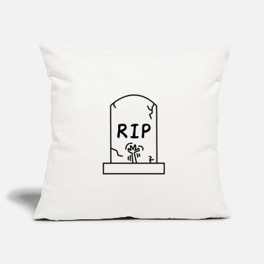Tombstone Tombstone tombstone halloween - Pillowcase 17,3'' x 17,3'' (45 x 45 cm)