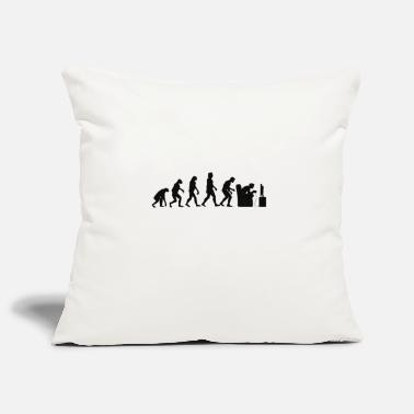 Playsi Evolution Gaming, Console, Gamer, Playsi, Funny - Pillowcase 17,3'' x 17,3'' (45 x 45 cm)