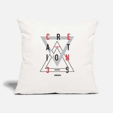 Typography typography - Pillowcase 17,3'' x 17,3'' (45 x 45 cm)