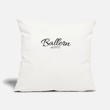 Lol BALLERN - EST 1972 - - Pillowcase 17,3'' x 17,3'' (45 x 45 cm)