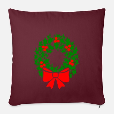 Xmas xmas xmas - Pillowcase 17,3'' x 17,3'' (45 x 45 cm)