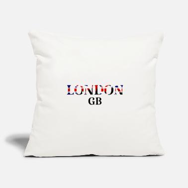 Gb London GB - Pillowcase 17,3'' x 17,3'' (45 x 45 cm)