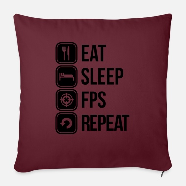 Fps fps - Pillowcase 17,3'' x 17,3'' (45 x 45 cm)