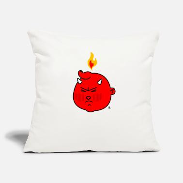 Little devil. For babies and children with a bad temper - Sofa pillow cover 44 x 44 cm