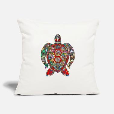 Tortoise - SURFER - Pillowcase 17,3'' x 17,3'' (45 x 45 cm)