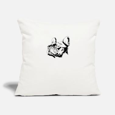 Bulldog Bulldog, bulldog - Pillowcase 17,3'' x 17,3'' (45 x 45 cm)