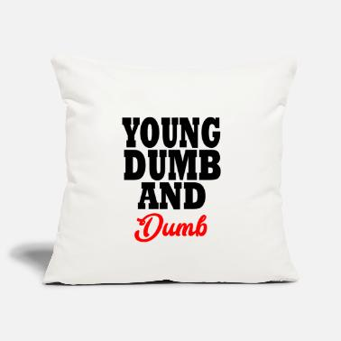Young Money young dumb and dumb - Copricuscino
