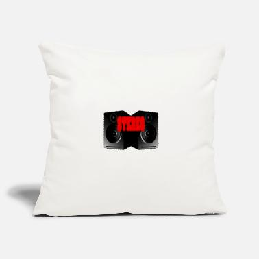 Stereo stereo - Pillowcase 17,3'' x 17,3'' (45 x 45 cm)