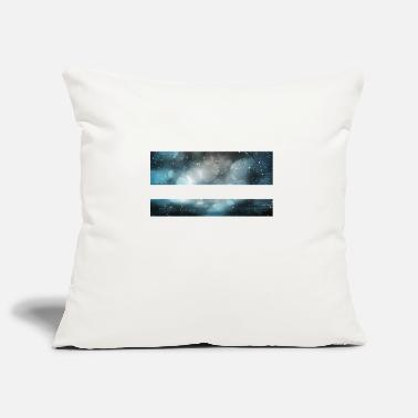 Galaxy lights - Pillowcase 17,3'' x 17,3'' (45 x 45 cm)