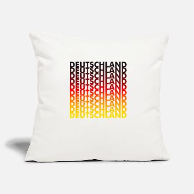 Germany Germany! Germany! Germany! - Pillowcase 17,3'' x 17,3'' (45 x 45 cm)