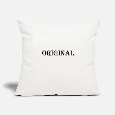 Original original - Pillowcase 17,3'' x 17,3'' (45 x 45 cm)