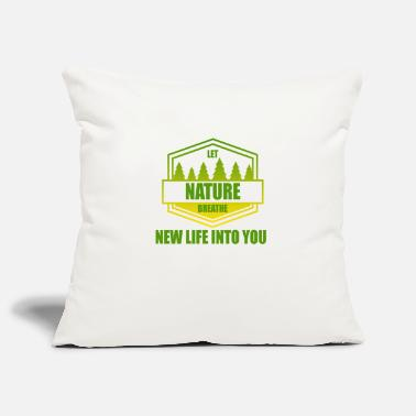 Nature Conservation Nature - conservation - Pillowcase 17,3'' x 17,3'' (45 x 45 cm)
