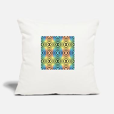 Optics optical illusion - Pillowcase 17,3'' x 17,3'' (45 x 45 cm)