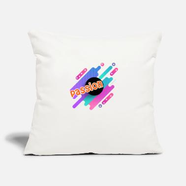 Passion Passion | Passion - gift - Pillowcase 17,3'' x 17,3'' (45 x 45 cm)