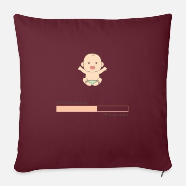 Pregnancy Baby for download - Pillowcase 17,3'' x 17,3'' (45 x 45 cm)