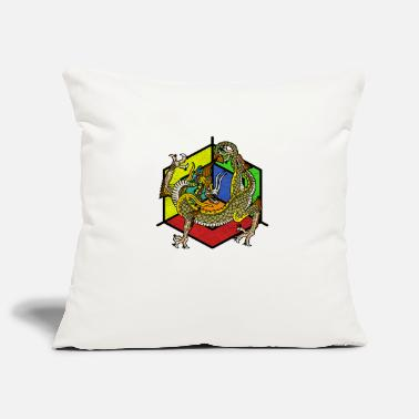 Mythical mythical creatures - Pillowcase 17,3'' x 17,3'' (45 x 45 cm)