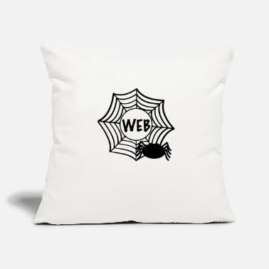 Web Web - Pillowcase 17,3'' x 17,3'' (45 x 45 cm)