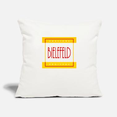 Hometown Bielefeld Hometown Hometown - Pillowcase 17,3'' x 17,3'' (45 x 45 cm)