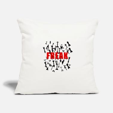 Freak Freak - Pillowcase 17,3'' x 17,3'' (45 x 45 cm)