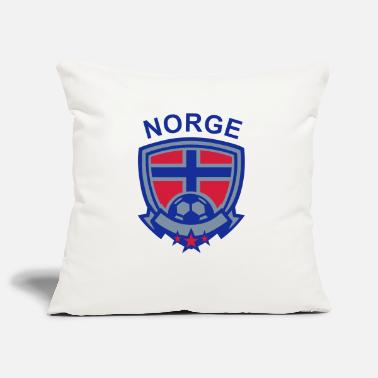 Cartello Football Emblem (Norge) - Copricuscino