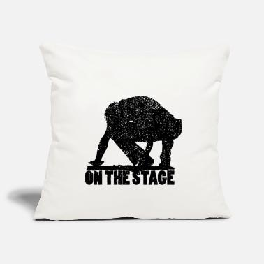 Stage ON THE STAGE - Pillowcase 17,3'' x 17,3'' (45 x 45 cm)