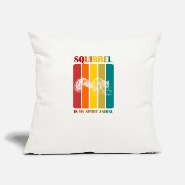 Squirrel Squirrel squirrel - Pillowcase 17,3'' x 17,3'' (45 x 45 cm)