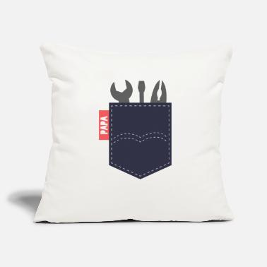 Papa's Stuff - Pillowcase 17,3'' x 17,3'' (45 x 45 cm)