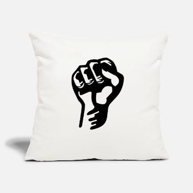 Fist fist - Pillowcase 17,3'' x 17,3'' (45 x 45 cm)