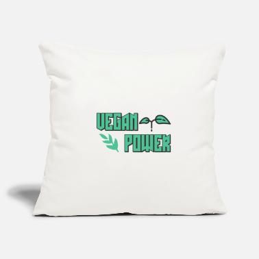 Earth Day Vegan force nature gift - Pillowcase 17,3'' x 17,3'' (45 x 45 cm)
