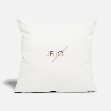Jellø - Pillowcase 17,3'' x 17,3'' (45 x 45 cm)