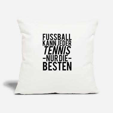 Passierschlag tennis - Pillowcase 17,3'' x 17,3'' (45 x 45 cm)