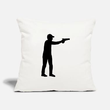 Shoot Shooting - Pillowcase 17,3'' x 17,3'' (45 x 45 cm)