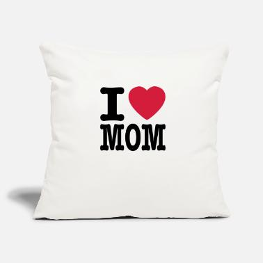 I Love Mamma i love mom NO - Putetrekk
