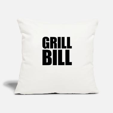 Grill Bill - Pillowcase 17,3'' x 17,3'' (45 x 45 cm)