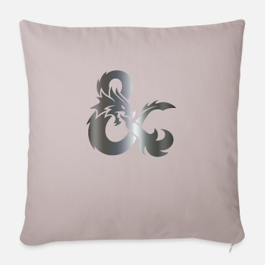Dungeons And Dragons Dungeon Dragons - Pillowcase 17,3'' x 17,3'' (45 x 45 cm)