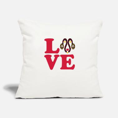 Capricorn ♌★♥Love Leo-Best Star-Zodiac Sign-Leo Symbol♥★♌ - Pillowcase 17,3'' x 17,3'' (45 x 45 cm)