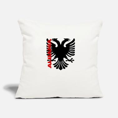 Albania - Pillowcase 17,3'' x 17,3'' (45 x 45 cm)
