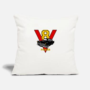 V8 v8 - Pillowcase 17,3'' x 17,3'' (45 x 45 cm)