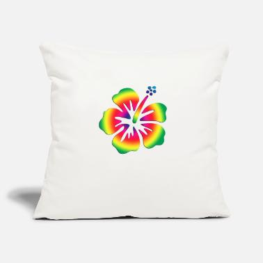 Nature Forms Hibiscus colored - Pillowcase 17,3'' x 17,3'' (45 x 45 cm)