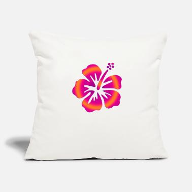 Nature Forms Hibiscus Pink - Pillowcase 17,3'' x 17,3'' (45 x 45 cm)